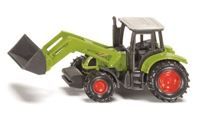 Claas Ares mit Frontlader