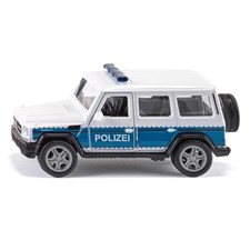 Mercedes-AMG G 65 Bundespolizei
