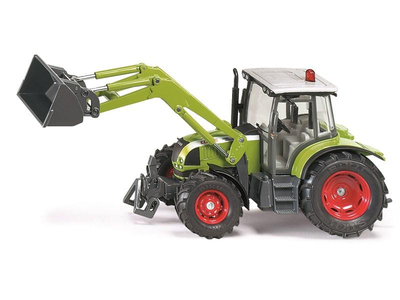 Zubehör für siku spielfahrzeug claas traktor mit frontlader
