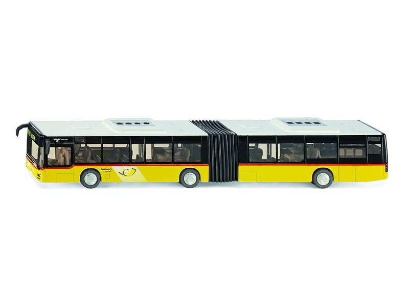 siku spielfahrzeug gelenkbus postauto 1 50 bus car man siku. Black Bedroom Furniture Sets. Home Design Ideas